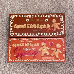 Too Faced Gingerbread Set